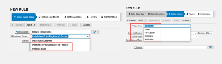 Workflow Rules