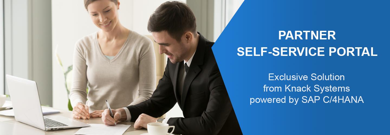 Partner Self Service Portal