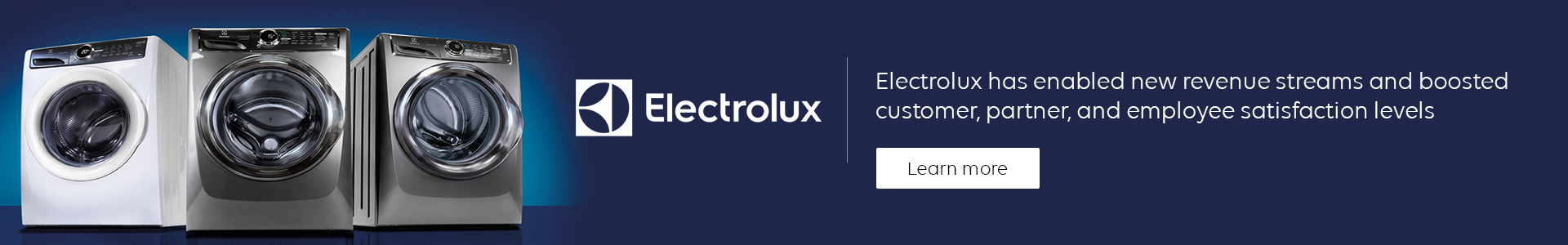 Electrolux Case Study Banner